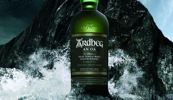 Ardbeg An Oa whisky