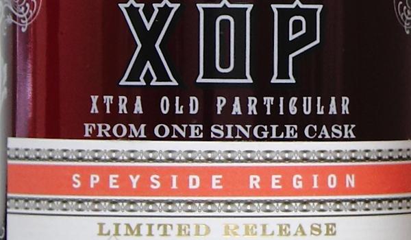 Mortlach 1992 Douglas Laing's XOP