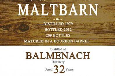 Balmenach 1979 32yo