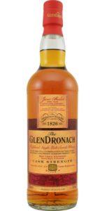 Glendronach cask strenght batch 4