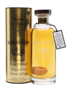 Edradour 2006 Bourbon Decanter