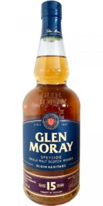 Glen Moray 15yo Elgin Heritage