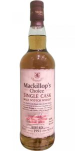 Mortlach 1991 Mackillop's Choice