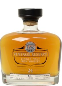 Teeling Vintage Reserve 24yo for The Nectar