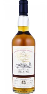 Ben Nevis 22yo The Single Malts of Scotland Elixir Distillers